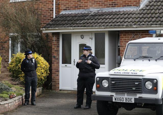 俄對外情報局局長:倫敦在銷毀斯克里帕利中毒事件的證據еликобритания