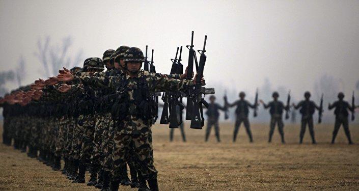 中国与尼泊尔军演不应引起印度不安