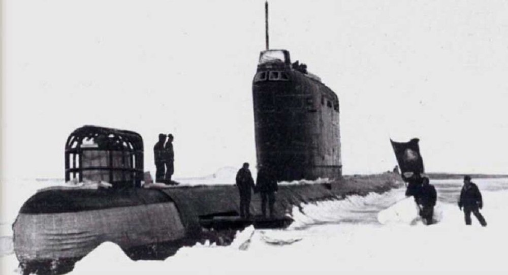 苏联К-178核潜艇