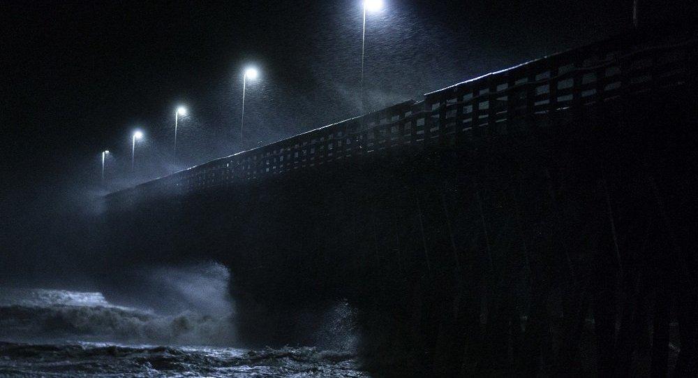 美國「弗洛倫斯」颶風