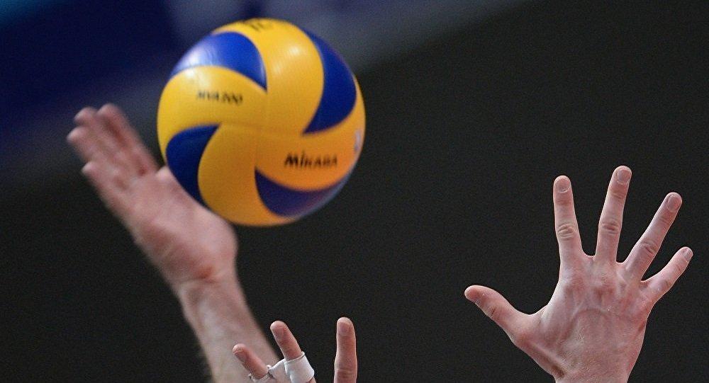 俄罗斯排球运动员创造世锦赛纪录