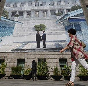 朝韩第三次峰会:不解除制裁很难有什么成效