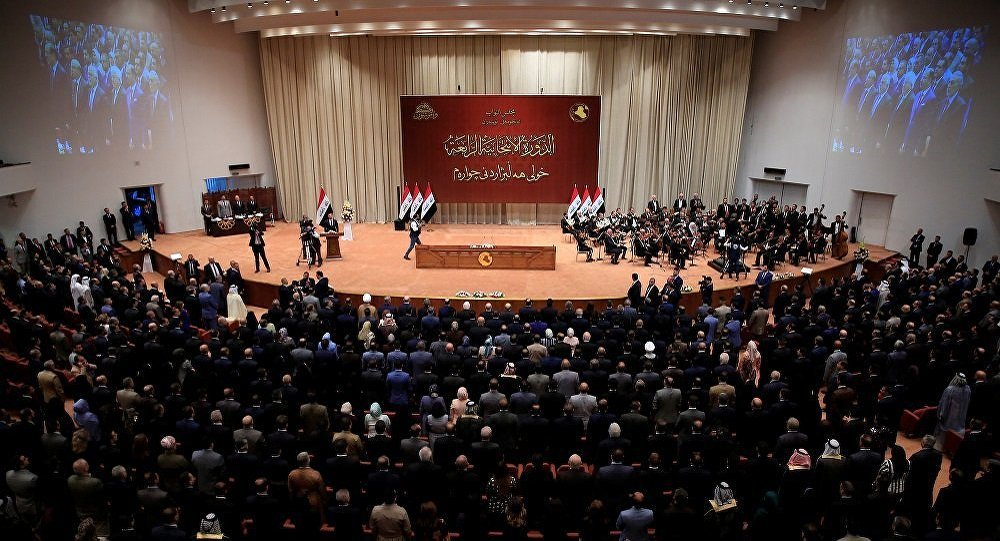 伊拉克安巴尔省前省长当选为伊议会新主席