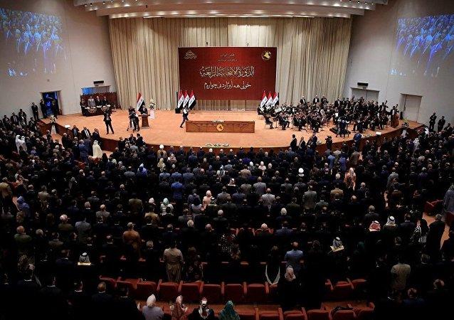 伊拉克安巴爾省前省長當選為伊議會新主席
