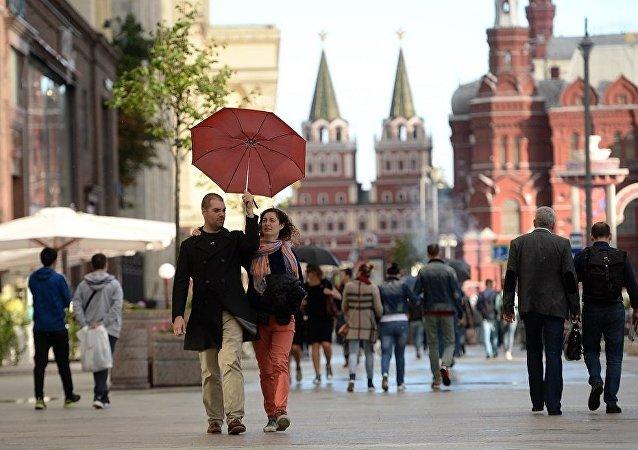 聯合國把俄羅斯列入發展水平最高的國家榜單