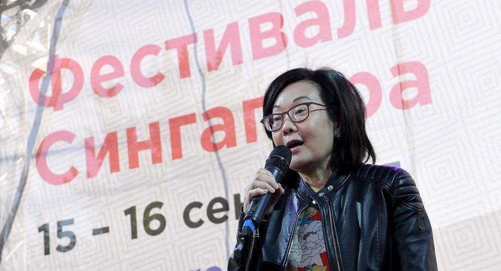 新加坡驻俄罗斯大使林琼华
