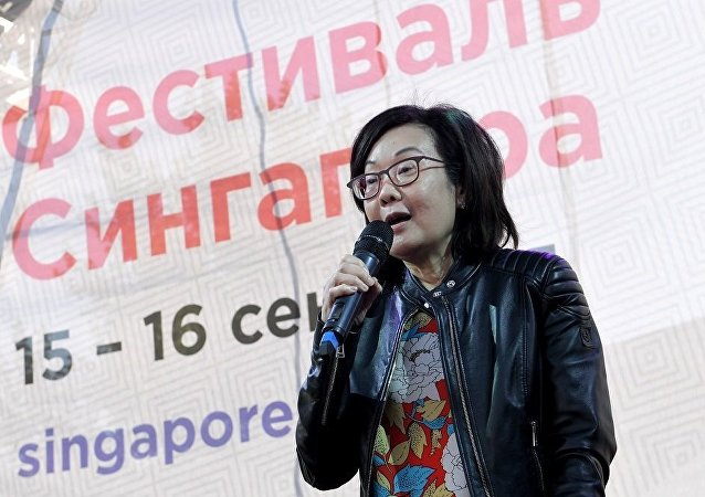 新加坡駐俄羅斯大使林瓊華
