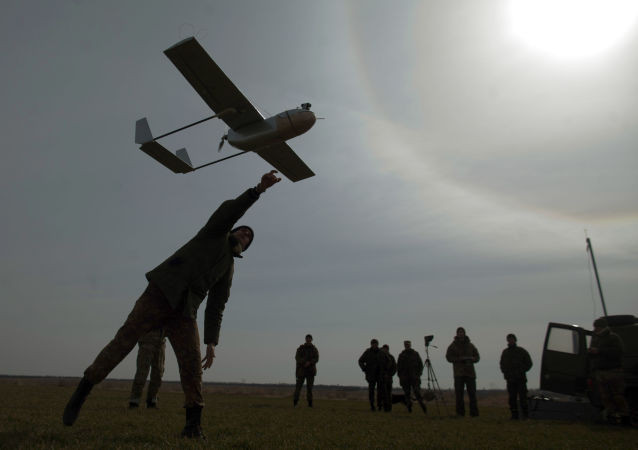 烏克蘭無人機