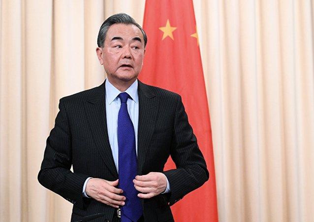 王毅:中德关系具有超越双边范畴的战略性