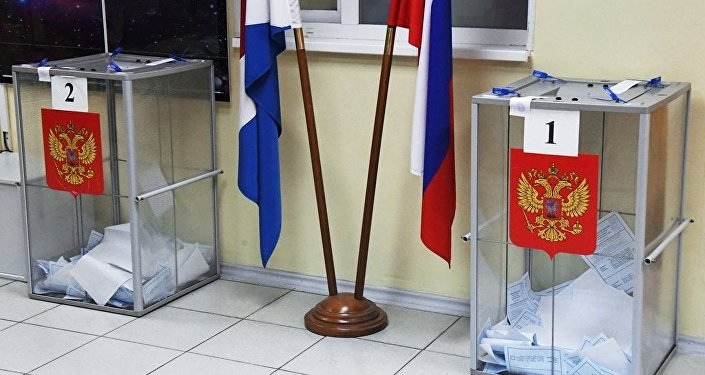 俄滨海边疆区行政长官选举结果在所有投诉分析清楚前不会公布