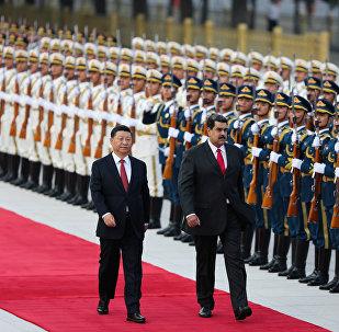 中国将帮助委内瑞拉对抗美国制裁