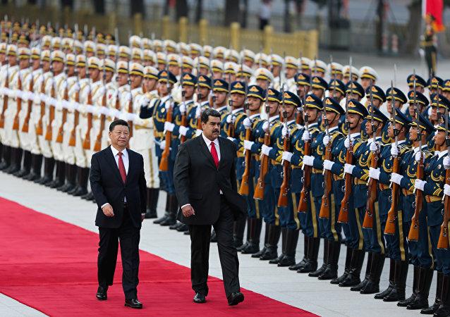 中國將幫助委內瑞拉對抗美國制裁