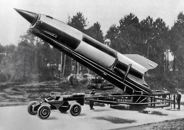 戰利品!德國如何幫蘇聯製成首枚導彈