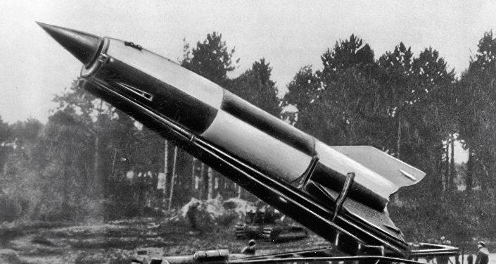 战利品!德国如何帮苏联制成首枚导弹