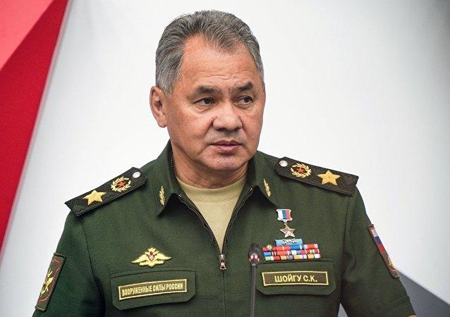 俄國防部長已經抵達中國 將出席軍事技術合作委員會的會議