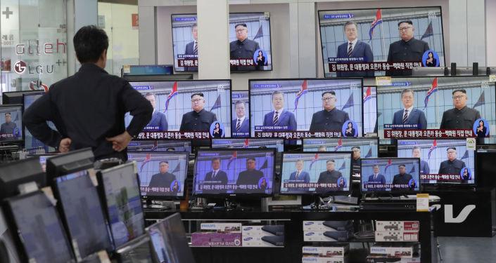 韓國呼籲在朝鮮採取無核化措施後討論放寬對朝制裁