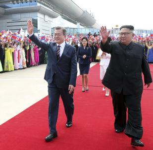 金正恩承诺近期将对首尔进行史上首次访问