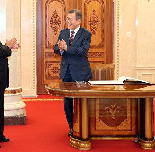 朝韩领导人会晤