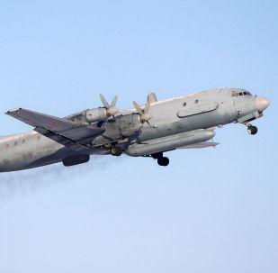 俄軍伊爾-20飛機