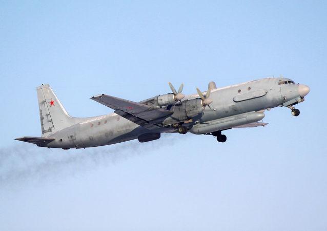 俄军伊尔-20飞机