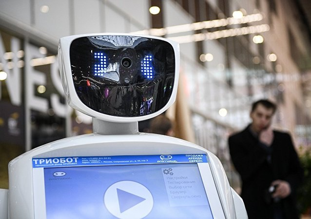 Promobot公司研制的机器人
