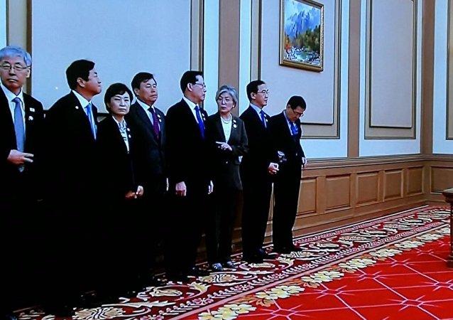 朝韓兩國將簽署軍事協議和聯合聲明