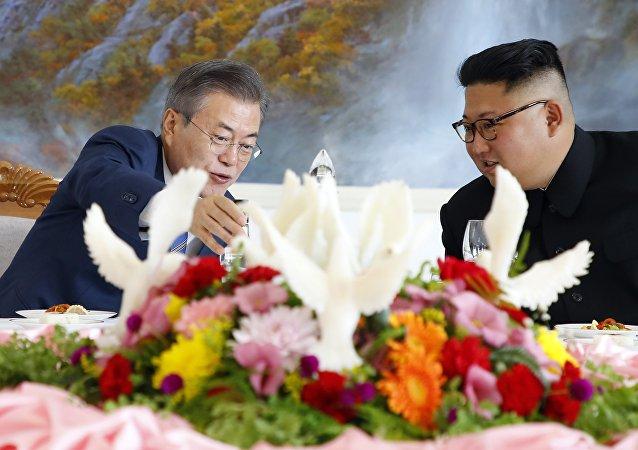 朝韓首腦峰會