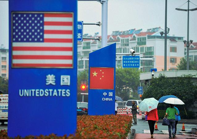 2000亿美元贸易讹诈压不垮中国