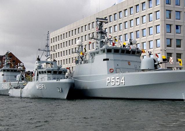 艦陋船破!為甚麼烏克蘭會購丹麥老式掃雷艇