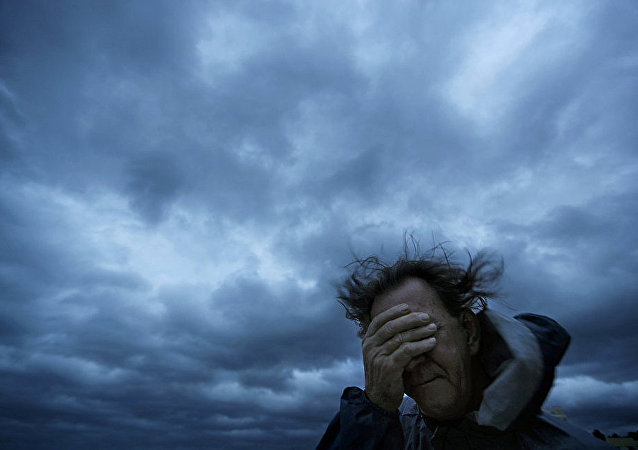 """""""弗洛伦斯""""飓风"""