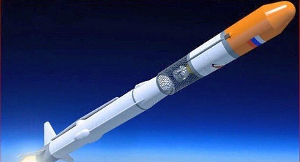可回收火箭级的全功能样机