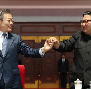 朝韓《9月平壤共同宣言》標誌著冷戰最後一塊活化石的徹底消融