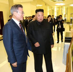 專家:韓國將與中俄爭奪朝鮮礦產開採和設施運營權