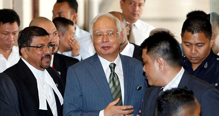 馬來西亞前總理納吉布腐敗案件調查進入新階段
