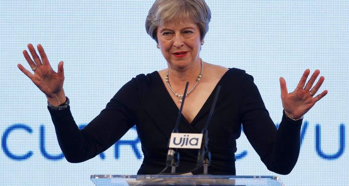 英国首相:既已选择脱欧 不会再举行公投