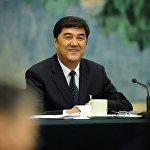 国家能源局党组书记、局长努尔·白克力