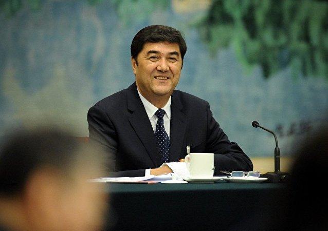 Глава энергетического управления КНР Нур Бекри