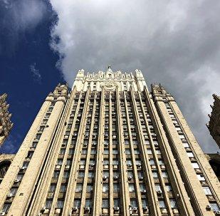 俄外交部:美国侵犯委内瑞拉主权 企图在该国另立政府