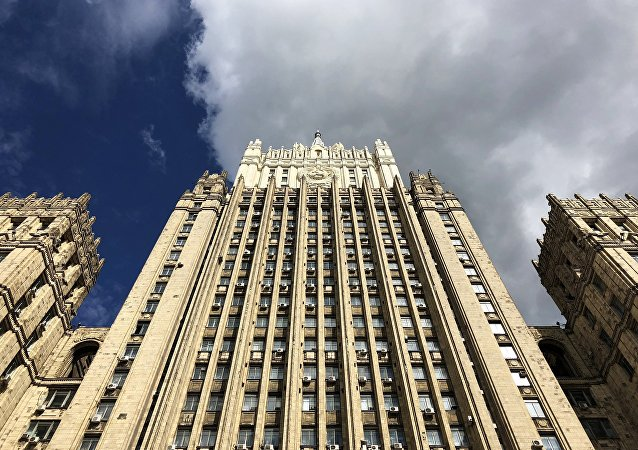 俄外交部披露美国对俄制裁次数