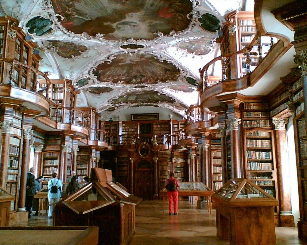 世界上最美丽的12座图书馆