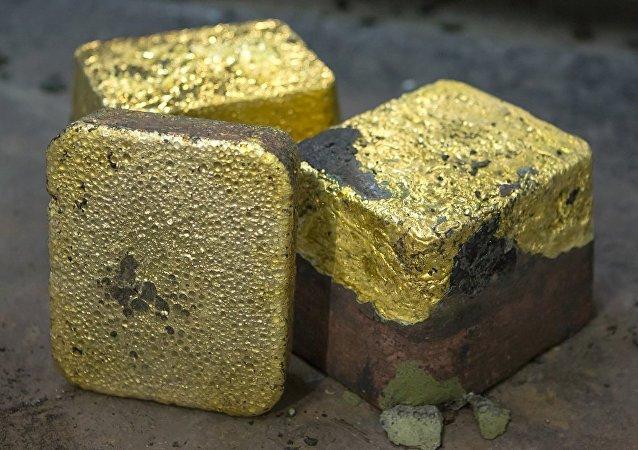 中印公司将向俄克柳切夫斯科耶金矿投资约4.60亿美元
