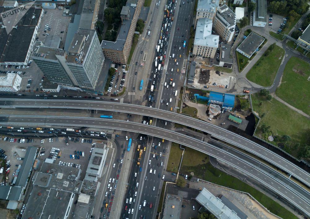 莫斯科立交桥
