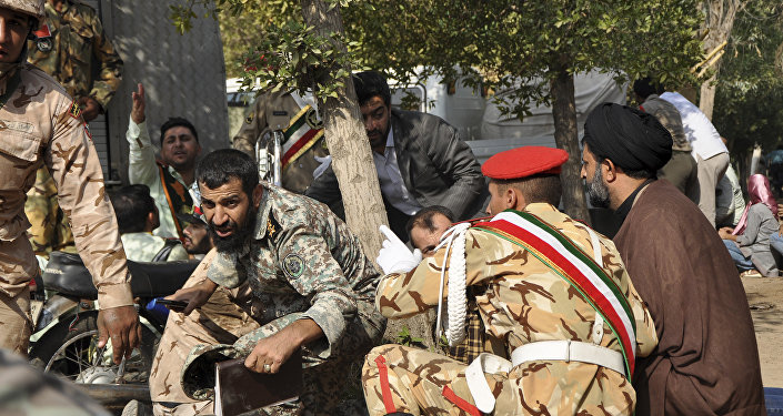 伊朗外交部把恐襲責任歸咎於地區恐怖主義資助者
