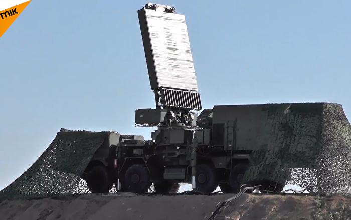 俄在克里米亚部署S-400防空导弹营