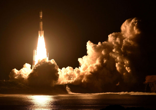 日本发射了搭载Konotori-7太空卡车的H2B火箭