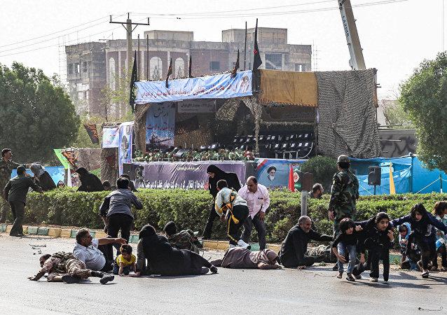 伊朗总统:美国和海湾某国渉及阿瓦士恐袭