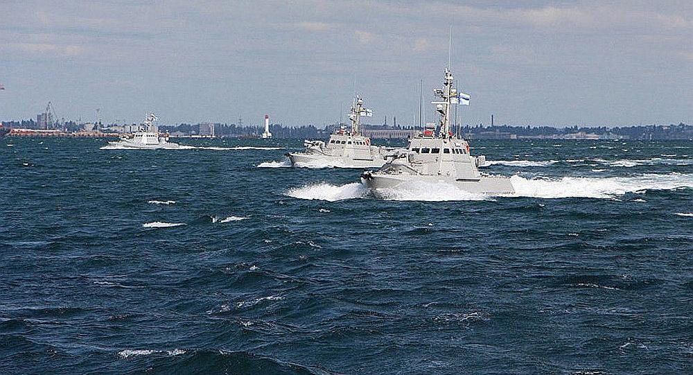 烏克蘭海軍炮艇