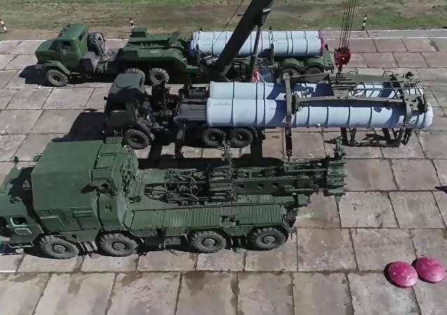克宮:向敘利亞提供S-300不針對第三方