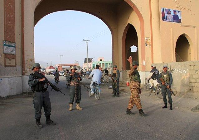 阿富汗军方消灭46名武装分子并摧毁38吨爆炸物