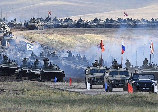 俄蒙「色楞格-2018」演習將首次舉行坦克兩項比賽